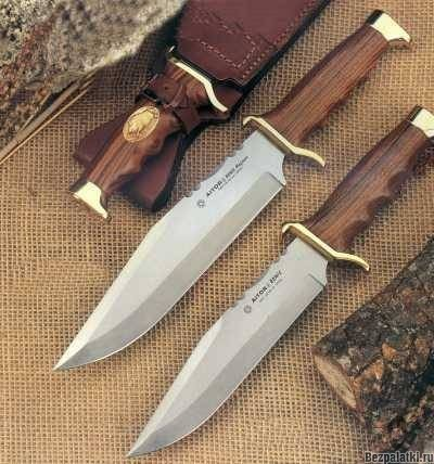 Нож боуи.Нож для выживания