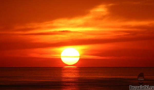 Как узнать сколько времени осталось до заката солнца?