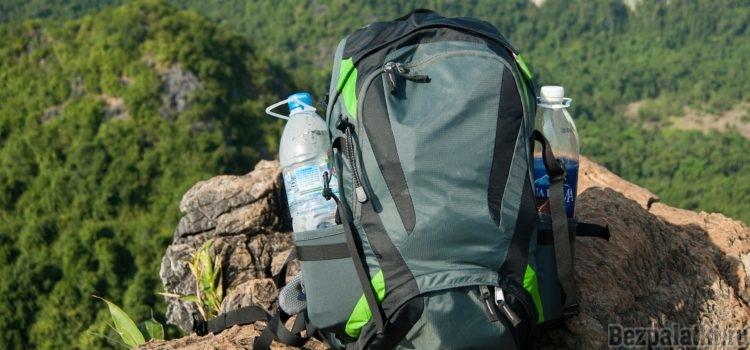 Какой должен быть вес рюкзака в походе